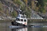 West Coast Tug Boat