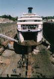 Queen of the North at Esquimalt Graving Dock