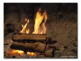Kaminfeuer / open fire (7574)