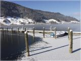 Aegerisee / Lake of Aegeri ( ZG)