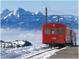 Mt. Pilatus (View from Mt. Rigi) / Pilatus vom Rigi aus