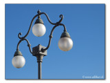 street light / Strassenlaterne in Lugano / TI