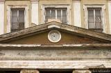 16 May 2005 - Detail of a neoclassical building