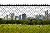 Fence, Central Park