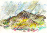 Sketches from Greenland 7