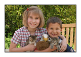 Kitties, May 2005