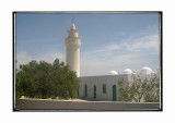 Mosk close to the city of Djerba