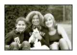 The 4 of us :-) August 2010