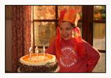 6th birthday, April 2006