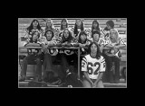 Junior Girls Powderpuff Football Team