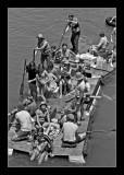 Crowded Raft