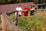 54-From left to right Becky, Paulette and our guide Karen