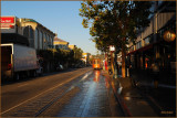 .Morning clean up at Fishermans Wharf
