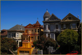.San Francisco Victorian Homes