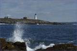 Wood Island Light - Biddeford Maine