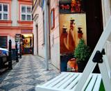 souvenir shops at noon