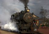 New Hope Steam Train
