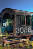 Rustic Train Car