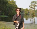 Kevin at Greenfield Lake