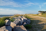 Beach at Fort Fisher, NC