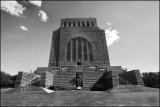 B&W Voortrekker Monument