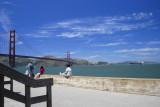 San Francisco to Big Sur July