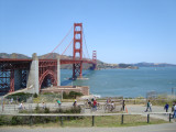 Another view of Golden Gate.