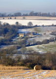 Sheepscombe to May Hill via telephoto