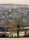 Painswick winter