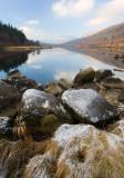 Wide and frosty, Llyn Mymbyr