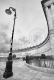 Royal Crescent lamppost