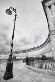 Royal Crescent lamppost