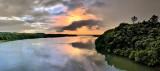 Piraque-Açu River at 5:30 am #3