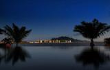 Vitoria Bay at Dawn