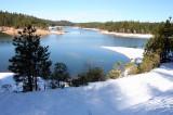 Finally filling back up: Paradise Lake, Magalia