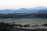 Modoc County, CA, including Lava Beds National Monument, July 2-3, 2009