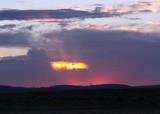 Modoc County sunser