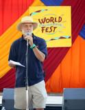 WorldFest co-director Dan DeWayne