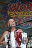 Maggie McKaig of the Northern Calif.'s Wilson Triplets, Meadow Stage