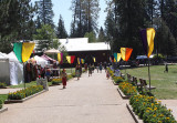 Festival walkway