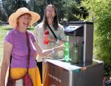 CoolerZone filling station