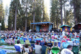 Meadow Stage and Spotlite STage