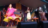 Fishtank Ensemble with guest dancer