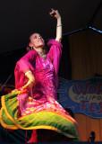 Fishtank Ensemble guest dancer