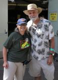 Festival Directors Christine Myers and Dan DeWayne