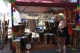 Drum shack