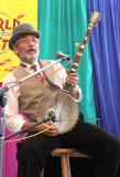 Gordy 'Banjoman' Ohliger, Chico, CA, Discovery Stage