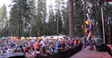 Tommy Emmanuel dazzles the Meadow Stage audience