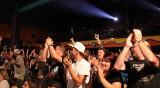 Feather Falls Casino crowd