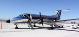 First leg, Chico to S.F. aboard a 30-seat Embraer EMB-120